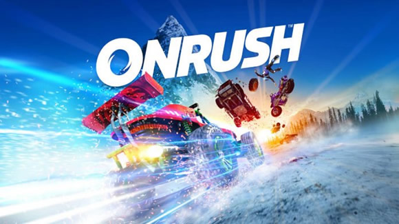 Neuer Trailer zum Arcade-Racing-Game ONRUSH
