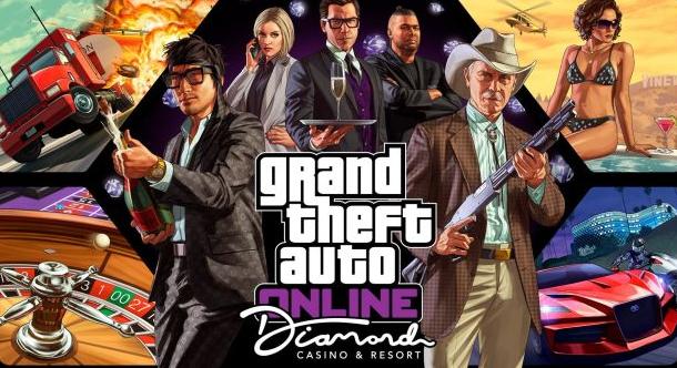 Casino spielen in GTA 5 Online - das letzte Update rockt!