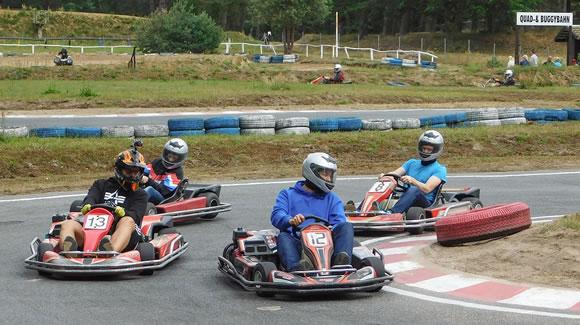 Spaß mit Racing und Go-Karts auf race-kart.de